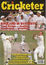 September Wisden Cricket Sports Magazines in English