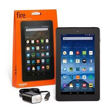 "Kindle Fire, 7"" Display, Wi-Fi, 8GB -Special Offers, 2016 Version with ALEXA!"