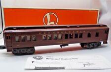LIONEL O-Scale MADISON Illuminated Passenger Car Pennsylvania  6-29000 NIB *36