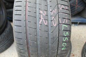 315 30 22 Pirelli, P Zero TM, 107Y, x1 Single Tyre, 6.4mm (F1_tyres) L5504