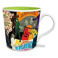 12 Oz. Mug - The Beatles - Albums Collage  Collectible Figure