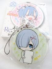 Official Japan Re: ZERO kara - Starting Life Acrylic Strap Rem ga Ippai Pajama