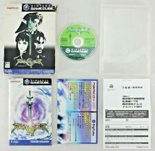 SOULCALIBUR 2 - Nintendo GAMECUBE GC JAP Japan