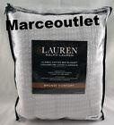 Ralph+Lauren+Bronze+Comfort+Classic+Cotton+FULL+%2F+QUEEN+Bed+Blanket+Spa+Gray