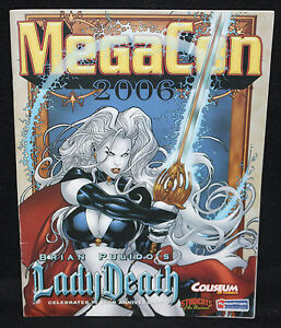 MegaCon Convention Guide - Owned by Nick Cardy - (Grade VF) 2006