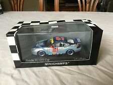Minichamps Porsche 911 GT3 Cup, Daytona 250. Year 2003, in 1/43 scale diecast