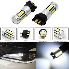 2x Error free HID Xenon White PWY24W PW24W LED Bulbs For BMW F30 3 Series DRL