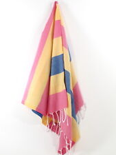 CARNIVAL Turkish Towel Beach Kids Size 100% cotton 60 x 110 cm Six Colors Choice