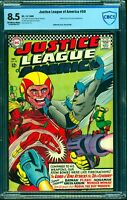 Justice League Of America #50 CBCS VF+ 8.5 Off White to White DC Comics