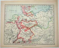 Antique European Maps Atlases Switzerland Lithography Ebay