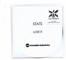 (JI582) Stats, Lose It - 2019 DJ CD