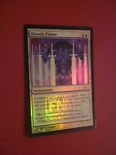 MTG MAGIC CARTE FNM DCI GHOSTLY PRISON (ENGLISH PRISON FANTOMALE) NM FOIL