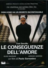 Le Conseguenze Dell'amore (DVD, 2004, Region 2) Usually ships within 12 hours!!!