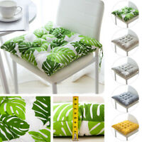 Chair Cushion Seat Pads Dining Room Kitchen Office Soft Patio Pillow Pad Indoor