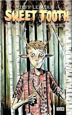 Sweet Tooth The Deluxe Edition Book One by Lemire, Jeff