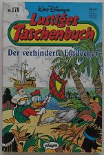 Walt Disney LTB Nr. 178 - Der verhinderte Entdecker / Lustiges Taschenbuch