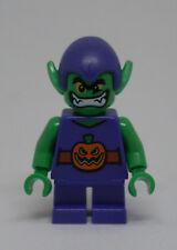 Lego Superhelden - Green Goblin kurze Beine - Spiderman Super Heroes Figur Neu