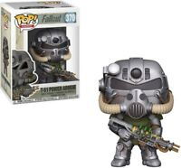 FUNKO POP! GAMES: Fallout - T-51 Power Armor [New Toy] Vinyl Figure