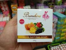 1x Bumebime soap savon Skin Body whitening can be very fast double white