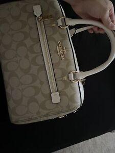 Rowan Satchel Coach Handbag