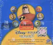 Upper Deck Disney Pixar Treasures Box