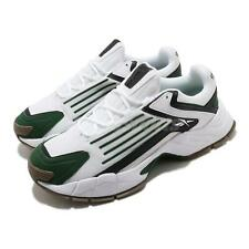 Reebok DMX Series 3000 White Black Utility Green Men Running Casual Shoes FV8896