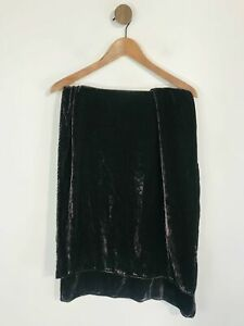 Ghost Women's Velvet Shawl   One Size   Brown