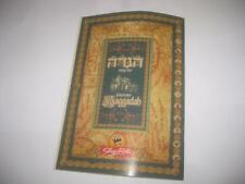 PASSOVER HAGGADAH illustrated Hebrew & English SHOPRITE ADVERTISMENT Judaica