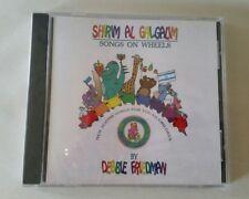 Shirim Al Galgalim: Songs on Wheels (CD 1995) Debbie Friedman