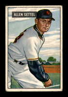 1951 Bowman #304 Al Gettell RC VGEX X1512110