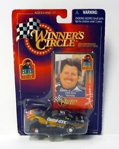 WINNER'S CIRCLE JOHN FORCE 1998 ELVIS MUSTANG Die-Cast Car MOC COMPLETE 1998