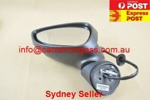 NEW DOOR MIRROR FOR FORD FIESTA 2008 - 2013 WS WT (LEFT SIDE, NO AUTOFOLD)