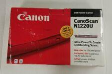 Canon CanoScan N1220U Flatbed Scanner