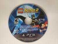 LEGO Batman 2 DC Super Heroes DISC ONLY for PS3 Playstation 3 - FAST FREE S/H