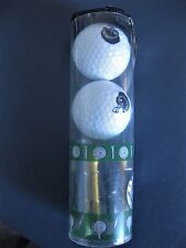 ST. LOUIS RAMS TWO GOLF BALLS/SIX TEES GIFT SET NEW IN PACKAGE ONE FIT
