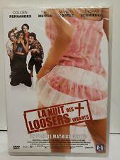DVD LA NUIT DES LOOSERS VIVANTS neuf  rencontre d'Amercan Pie et Shaun of dead