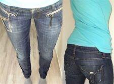 laest technology große Vielfalt Modelle aktuelles Styling Miss Sixty Damen-Jeans aus Denim mit sehr niedriger Bundhöhe ...
