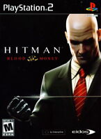 Hitman: Blood Money - Sony PlayStation 2 PS2 Game Only