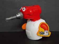 Jouet kinder Outil Robot Perceuse rouge K03 55 France 2002 +BPZ