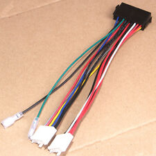 Fit Computer 286 386 486 586 20P ATX To 2 Port 6Pin AT PSU Converter Power Cable