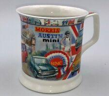 "James Sadler ""History of Travel"" Morris Austin BMC Mini Coffee Mug Cup"