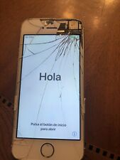 Apple iPhone 5s - 16GB - Gold Bad ESN For Parts Only A1453