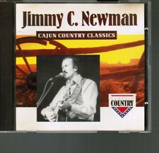 Jimmy C. Newman Cajun Countryy Classics CD1992