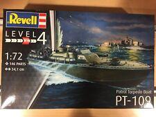 Revell 05147 PT-109 Patrol torpedo Boat escala 1/72