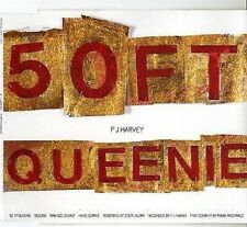 PJ Harvey 50ft Queenie UK CD 2DEMOS & UNRELEASE TRX CD