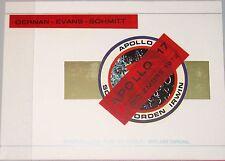 EQUATORIAL GUINEA 1973 A 199 Folder Gold Apollo 17 ovp Moon Car Space Weltraum