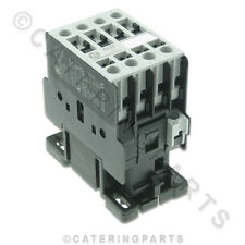 CL00 01E 20 Amp Contactor Eléctrico de Red Bobina de relé 220-240v 3xN/O 1xN/C 20a