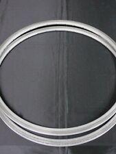 1 Pair Velocity Fusion MSW Silver 700C Aero Clincher Rims 36 Holes @460 grams