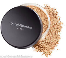 BareMinerals Opaco SPF 15 Loose Powder Foundation 1.5 G da Viaggio Medio Beige N20