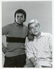 RICKY SCHRODER ALFONSO RIBEIRO PORTRAIT SILVER SPOONS ORIGINAL '85 NBC TV PHOTO